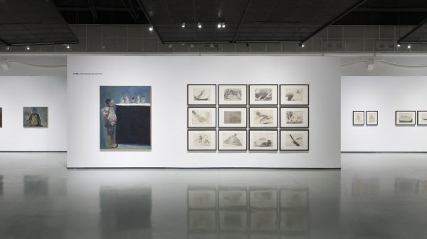 A Vision of the Times:  Kong Qian's Road of Sketch (1973-2019)