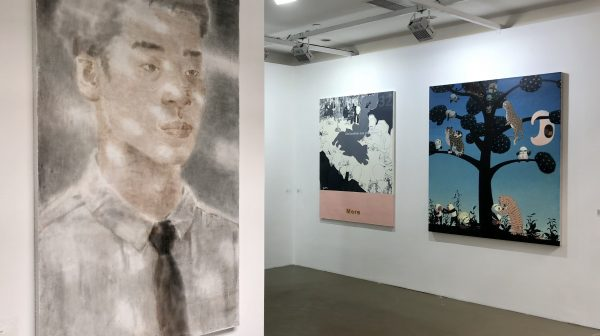 JINGART 2018 | Hive Center for Contemporary Art | Booth: 3F-07