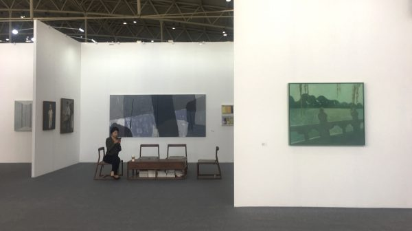 2017CIGE | Hive Center for Contemporary Art | Booth:B10