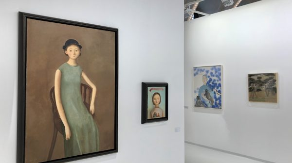 JINGART 2019 | Hive Center for Contemporary Art Booth: A07