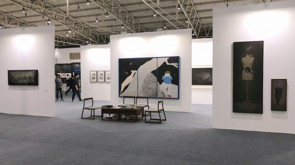 2018 ART BEIJING | Hive Center |  Booth: A15, A16