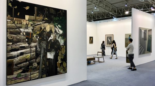 Art Beijing 2017 | Hive Center at Booth B13