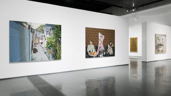 作为窄门的绘画:80后艺术家邀请展