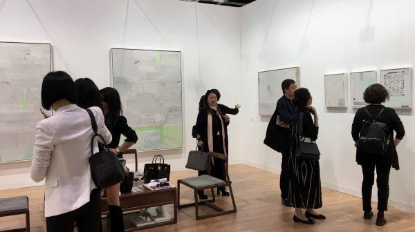 ART BASEL HongKong | Liang Quan's Solo Exhibition