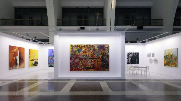 JINGART 2021 | Hive Center for Contemporary Art | Booth: A11